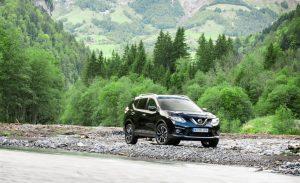 Внешний вид Nissan X-Trail