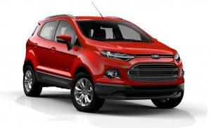 Экономичный кроссовер Ford Ecosport