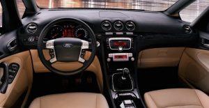 семейный автомобиль минивэн Ford Galaxy
