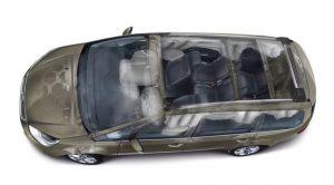 7 местные автомобили минивэн Ford Galaxy
