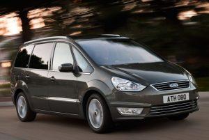 семиместные автомобили минивэн Ford Galaxy