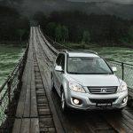 Автополигон: китайский джип Great Wall H6