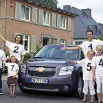 Семиместный автомобиль — выбор семейного минивэна