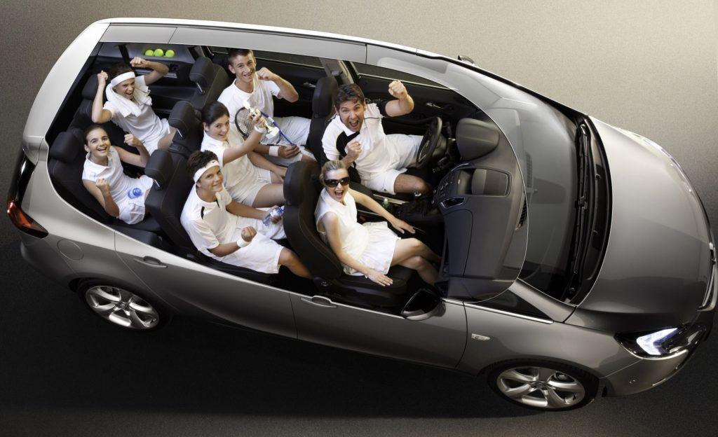 Лучший выбор семейного автомобиля