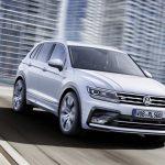 Обзор нового Volkswagen Tiguan 2016