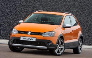 автомобили с высоким клиренсом Volkswagen CrossPolo
